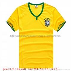 2016-2017 new football soccer jerseys suits