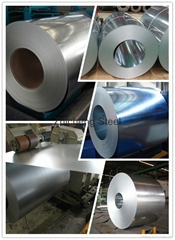 Hot-Selling High Quality Low Price galvanzied steel coils in sheet