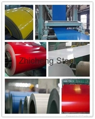 High-strength Steel Plate Special Use and Container Plate Application ppgi steel