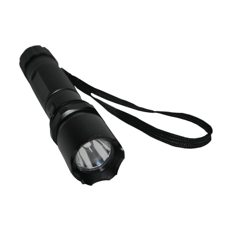 JW7622多功能強光巡檢電筒 LED手電筒廠家價格 1