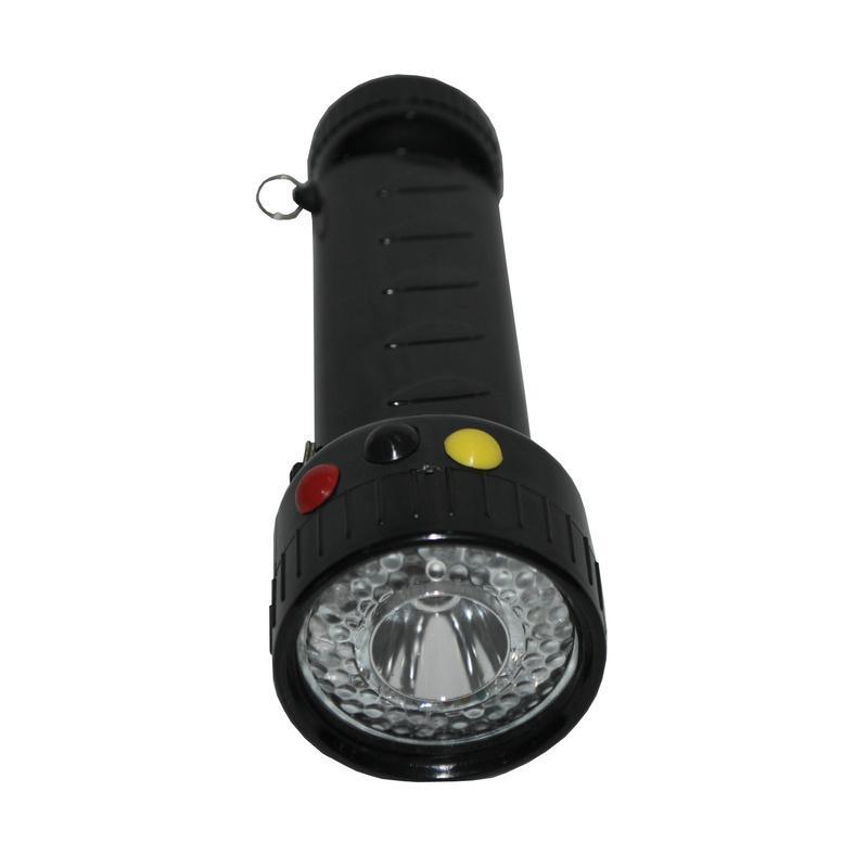 JW7622多功能強光巡檢電筒 LED手電筒廠家價格 2