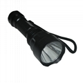 JW7622多功能強光巡檢電筒 LED手電筒廠家價格 3