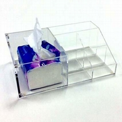 Acrylic Tissue Paper Holder