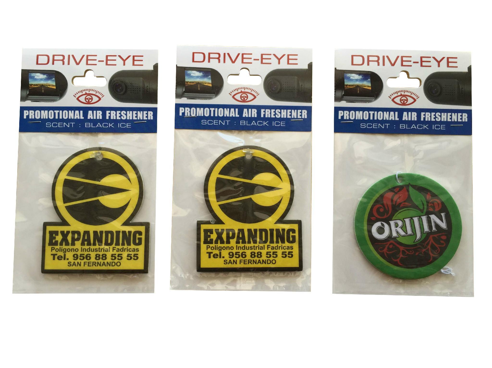 paper car air freshener  3