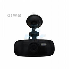 1080P Dashboard Camera G1W-B G-sensor Auto Start