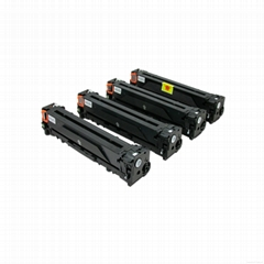 HP toner cartridge CF210A/211A/212A/213A