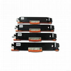 HP toner cartridge CE310A/311A/312A/313A