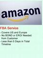 Freight Forwarder China to USA Amazon