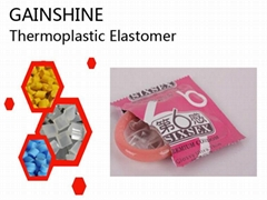 High Toughness Thermoplastic polyurethanes for Condom