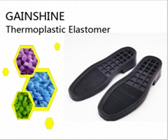 Wear Resistant Thermoplastic Rubber for sole