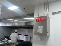 廠家直銷隆源廚房滅火設備