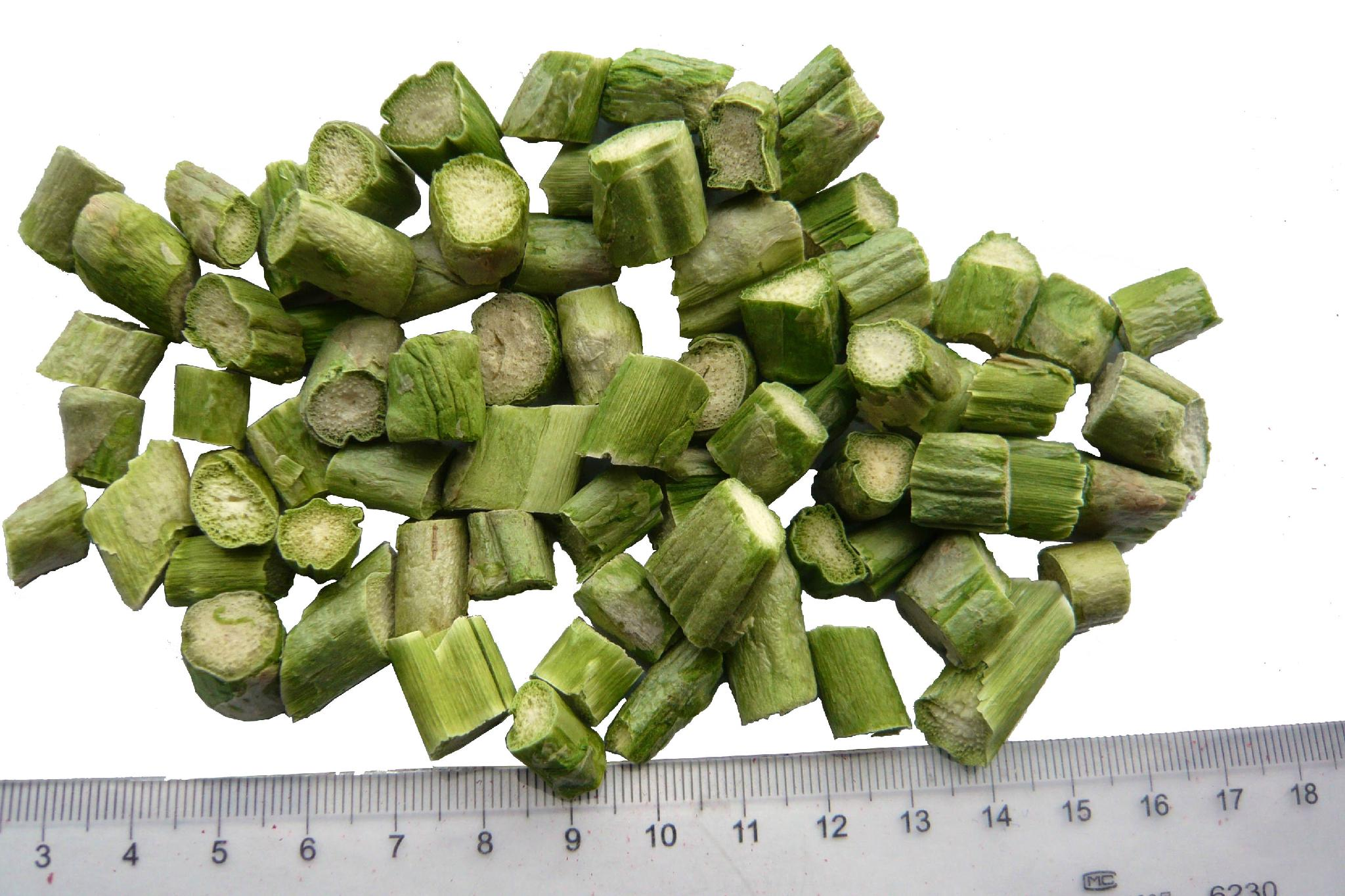 Freeze Dried Green Asparagus 1