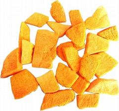Freeze Dried Pumpkin