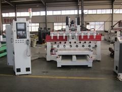 Rotary Machine Products Multi Axis Rotary Cnc Router