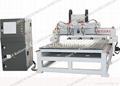Multi Function Machine 3D/2D Plywood CNC Router