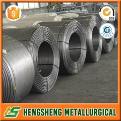 High quality competitive price FeSiMg SiMg Ferro Silicon Magnesium Cored Wire