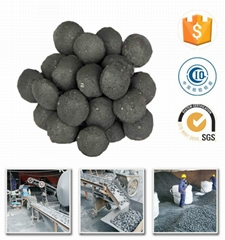 The Good Supplier FeSi Ferro Silicon Ferrosilicon briquette ball