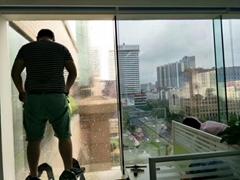 广州阳台玻璃防晒隔热膜