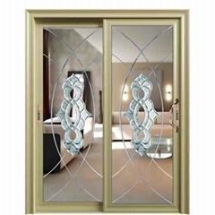 double glazing interior