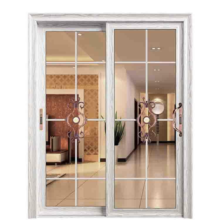 Patio Sliding Aluminum Interior Doors China Manufacturer