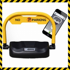 CE ROHS mobile phone control app car parking lock