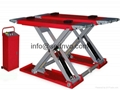Mid rise scissor lift hydraulic lift for