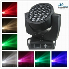 19pcs15w OSRAM RGBW Bee Eye LED Moving Head Stage Light