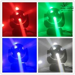 12pcs10w ball light/led 12pcs moving head light/dj stage  lighting  Magic ball