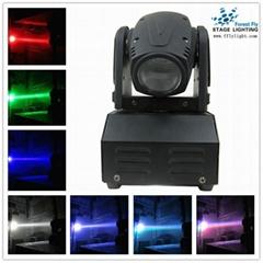 LED 10W beam light 10w moving head light 10w 4in1 light