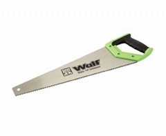 Hand Saw with Plsxtic Handle