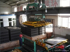 hot sale full automatic brick setting machine