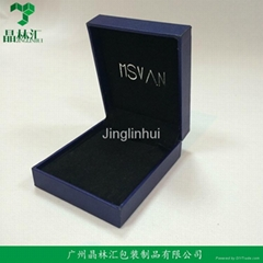 Wholesale Custom Paper Necklace Box Jewelry Box