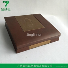 High Quality Handmake Painted Jewelry Box Custom Wholesale
