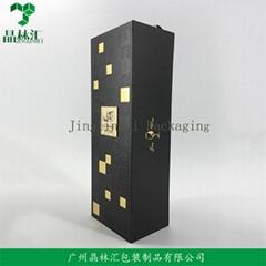 Fashion High End Paper Wine Gift Box Strorage Box Wholesale