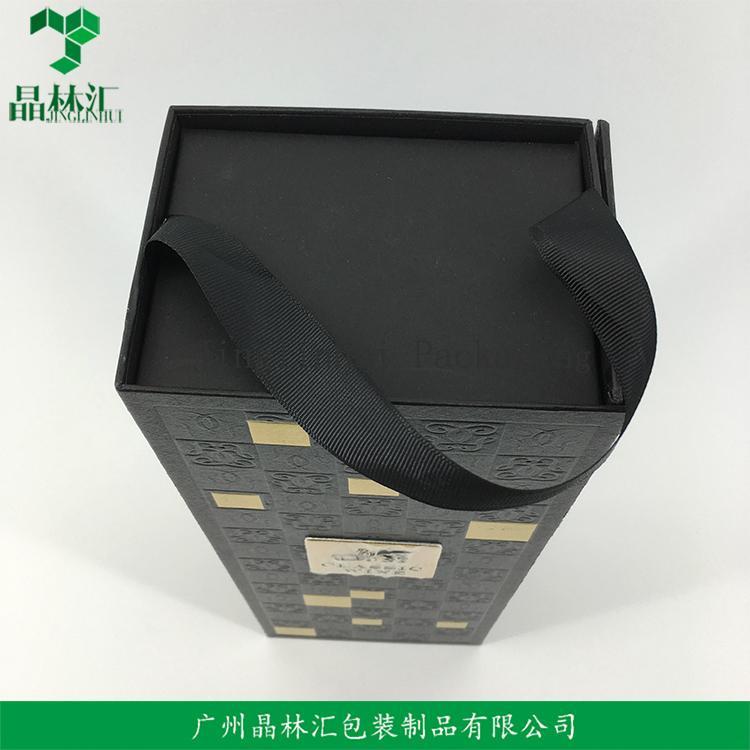 Fashion High End Paper Wine Gift Box Strorage Box Wholesale 3