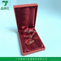 Hot Sale High End Custom Paper Brooch Box Wholesale