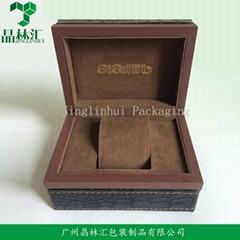 Wholesale High Quality Leather Watch Box Gift Box