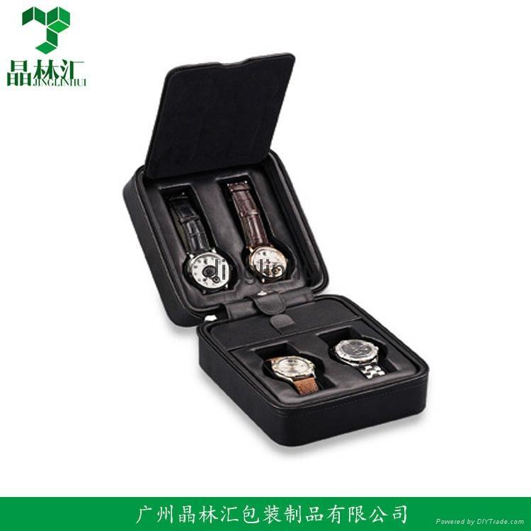 Custom Leather Watch Box Wholesale 2