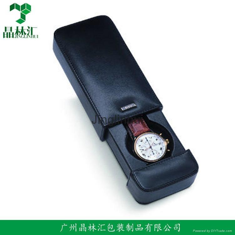 Custom Leather Watch Box Wholesale 3