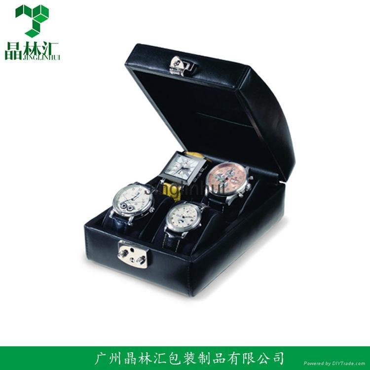 Custom Leather Watch Box Wholesale 1