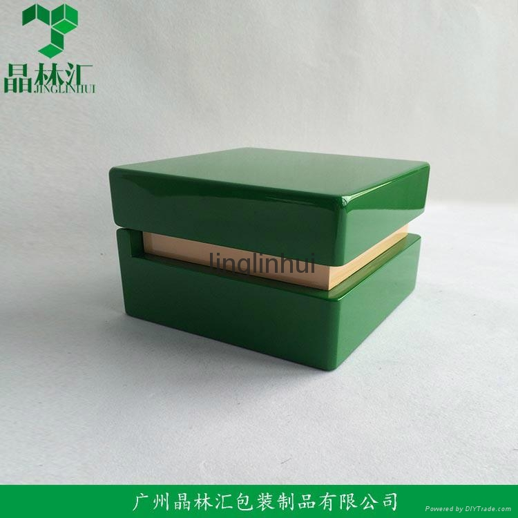 High End Luxury Painted Watch Box Custom 4