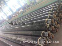 鋼套鋼蒸汽直埋保溫鋼管