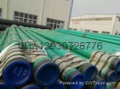 國標加強級3pe聚乙烯防腐螺旋鋼管