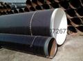 國標3PE聚乙烯防腐鋼管廠 1