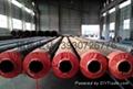 國標3PE聚乙烯防腐鋼管廠 2