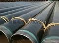 國標3PE聚乙烯防腐鋼管廠 4