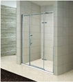 304 Stainless steel Hinged cheapest Shower Enclosure (KD3105) 1