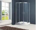 Quadrant Sliding Shower Room With high