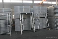Hot selling scaffolding H-frame scaffolding