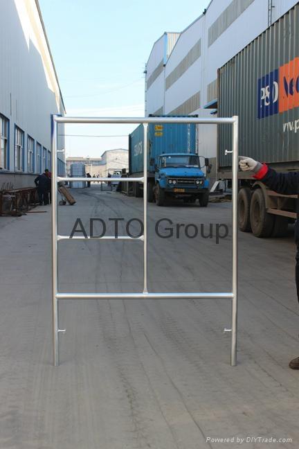 Hot selling scaffolding H-frame scaffolding 3